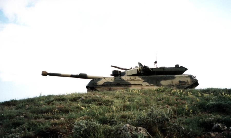 T-84 Yatagan dinh cao cua xe tang Ukraine hinh anh 8