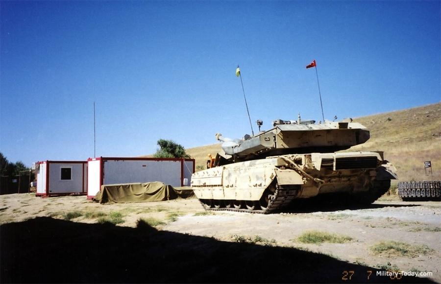 T-84 Yatagan dinh cao cua xe tang Ukraine hinh anh 9