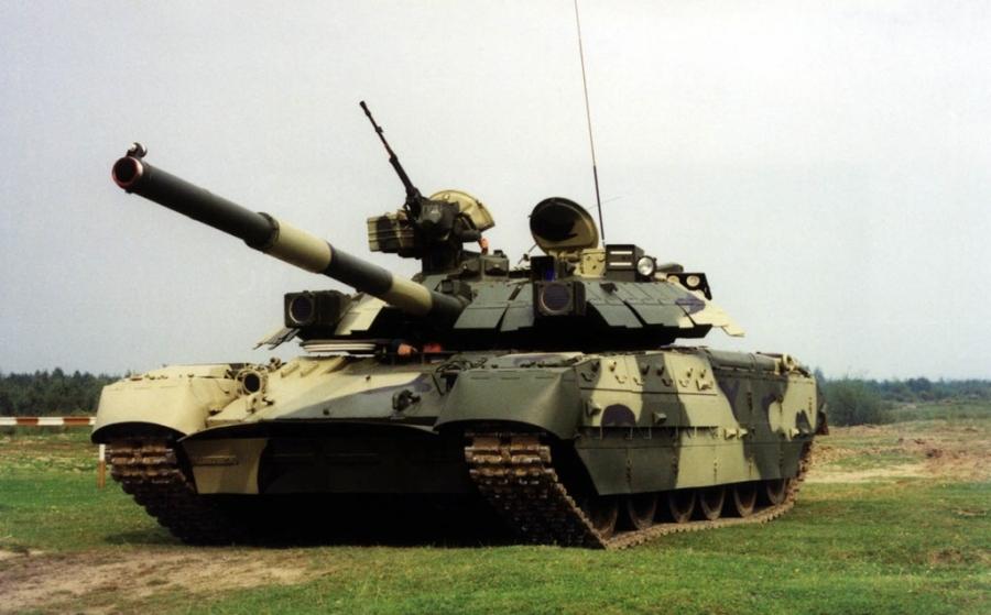 T-84 Yatagan dinh cao cua xe tang Ukraine hinh anh 10