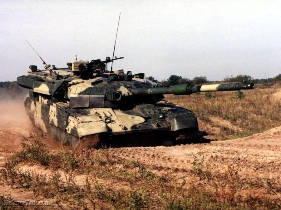 T-84 Yatagan dinh cao cua xe tang Ukraine hinh anh 11