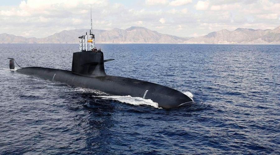 Tàu ngầm lớp Scorpene, một trong những mặt hàng xuất khẩu chủ lực của Pháp ở châu Á. Ảnh: India Defence