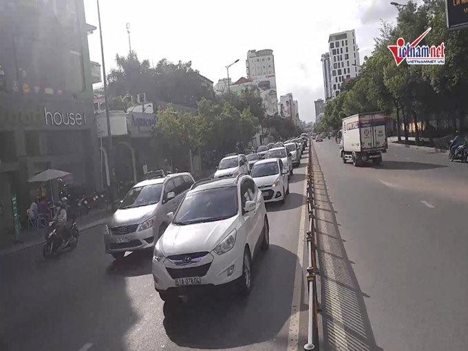 Giao thông Hà Nội, ùn tắc kéo dài, giao thông Sài Gòn, kẹt xe nghiêm trọng