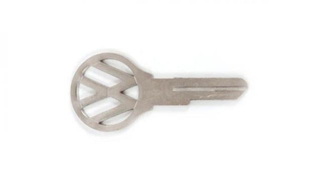 Volkswagen tạo ra một trong những mẫu chìa khóa ô tô ít răng cưa nhất trên thế giới.