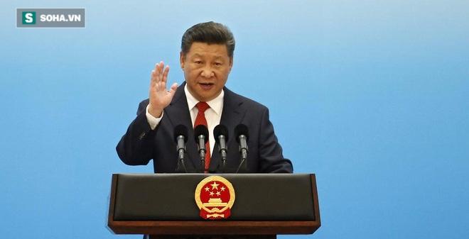 Ông Tập Cận Bình phát biểu nhầm trong diễn văn tại G20