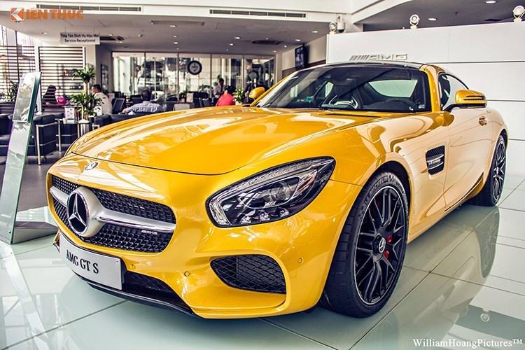 """""""Soi"""" Mercedes-Benz AMG-GT S gia 9,1 ty tai Sai Gon-Hinh-2"""