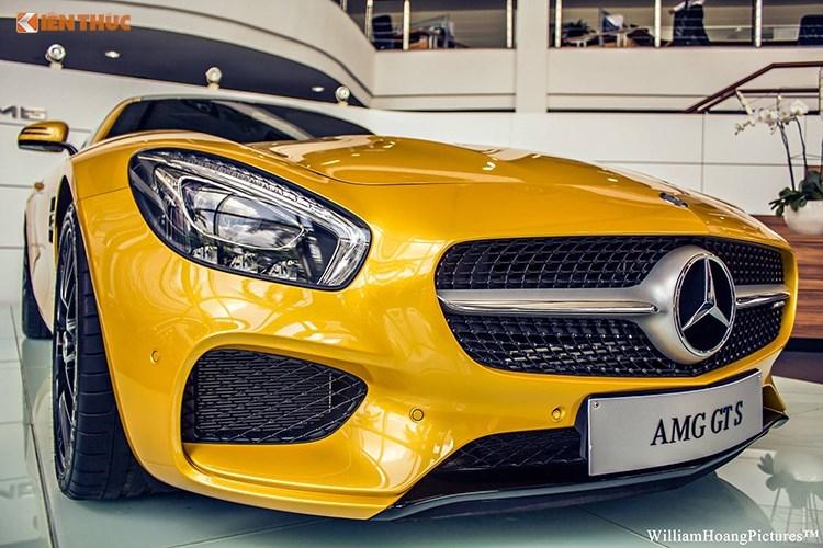 """""""Soi"""" Mercedes-Benz AMG-GT S gia 9,1 ty tai Sai Gon-Hinh-3"""
