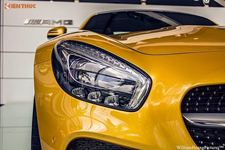 """""""Soi"""" Mercedes-Benz AMG-GT S gia 9,1 ty tai Sai Gon-Hinh-4"""