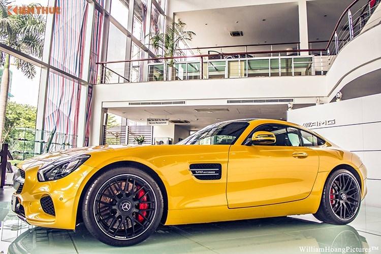 """""""Soi"""" Mercedes-Benz AMG-GT S gia 9,1 ty tai Sai Gon-Hinh-5"""