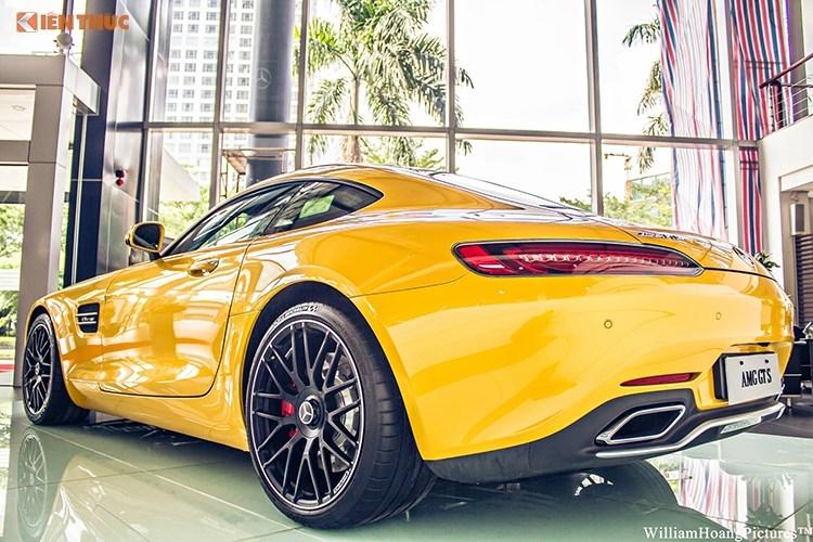 """""""Soi"""" Mercedes-Benz AMG-GT S gia 9,1 ty tai Sai Gon-Hinh-7"""