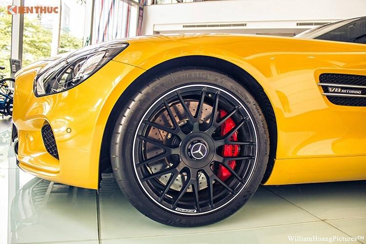 """""""Soi"""" Mercedes-Benz AMG-GT S gia 9,1 ty tai Sai Gon-Hinh-9"""