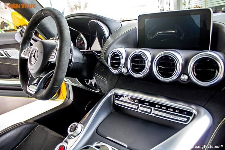 """""""Soi"""" Mercedes-Benz AMG-GT S gia 9,1 ty tai Sai Gon-Hinh-10"""