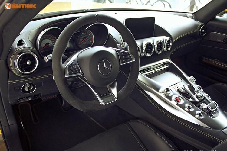 """""""Soi"""" Mercedes-Benz AMG-GT S gia 9,1 ty tai Sai Gon-Hinh-13"""