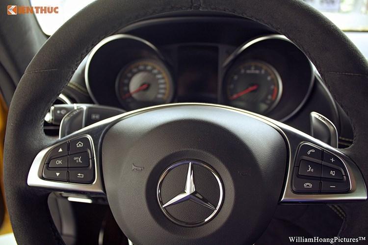 """""""Soi"""" Mercedes-Benz AMG-GT S gia 9,1 ty tai Sai Gon-Hinh-14"""