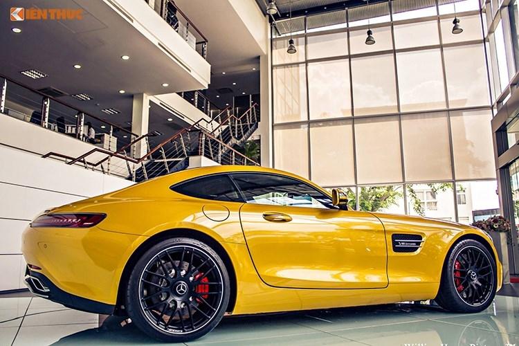 """""""Soi"""" Mercedes-Benz AMG-GT S gia 9,1 ty tai Sai Gon-Hinh-17"""