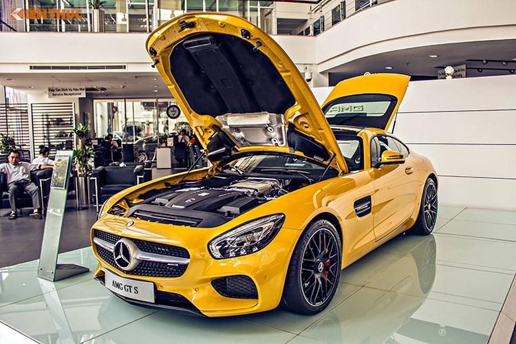 """""""Soi"""" Mercedes-Benz AMG-GT S gia 9,1 ty tai Sai Gon-Hinh-18"""