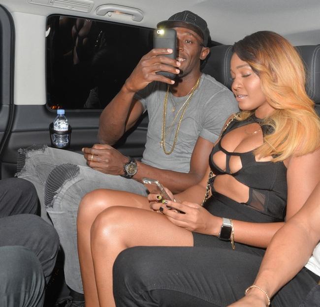 Usain Bolt khoe ảnh nóng của bạn gái sau scandal ăn nằm với cô sinh viên Brazil - Ảnh 6.