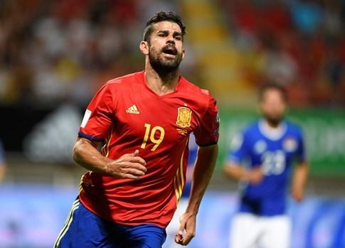 Vòng loại World Cup 2018: Tây Ban Nha dội mưa bàn thắng vào lưới Liechtenstein - ảnh 2