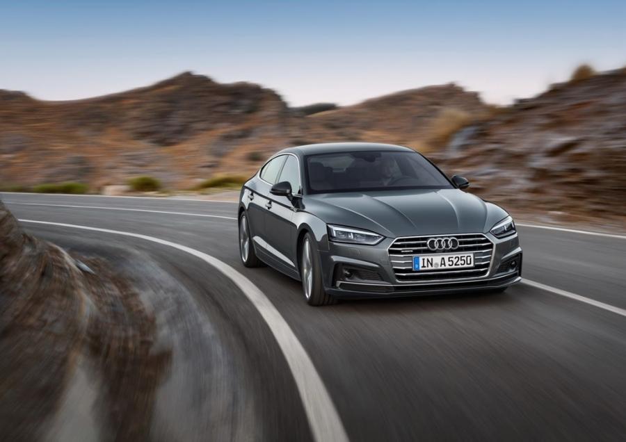 Audi A5, S5 Sportback 2017 trinh lang hinh anh 2