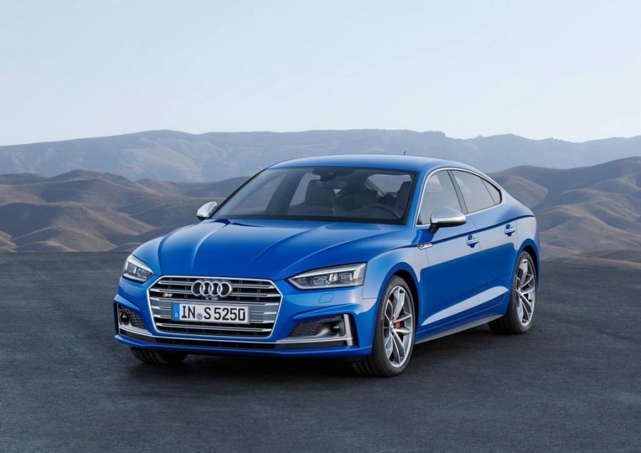 Audi A5, S5 Sportback 2017 trinh lang hinh anh 6