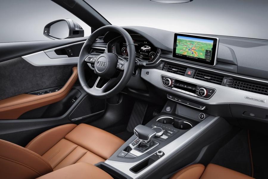Audi A5, S5 Sportback 2017 trinh lang hinh anh 9