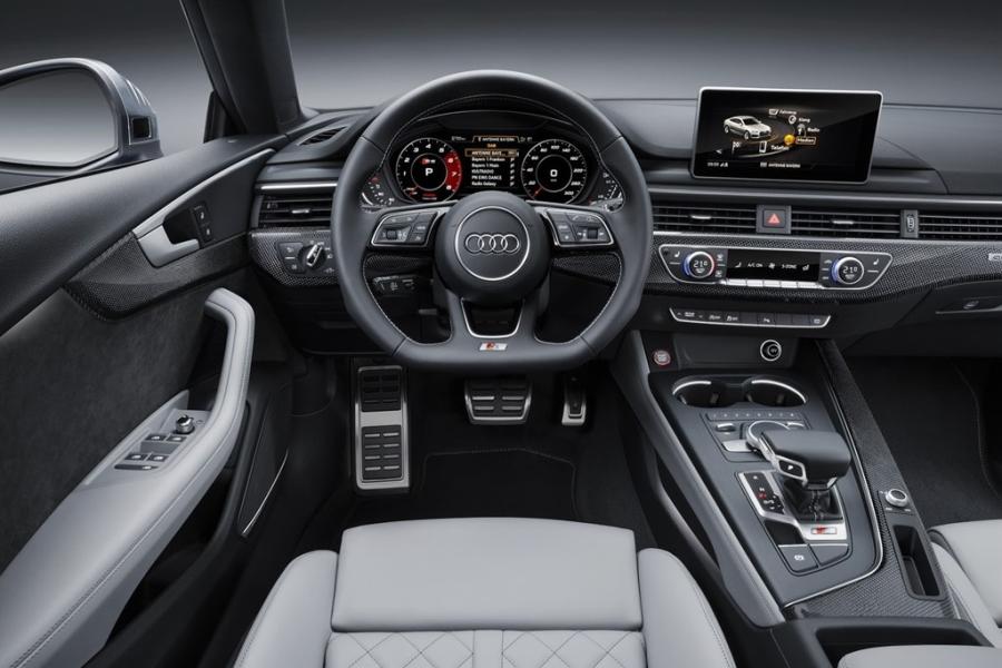 Audi A5, S5 Sportback 2017 trinh lang hinh anh 10