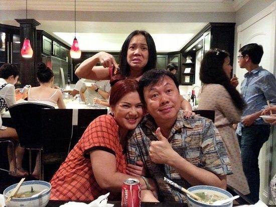Chí Tài, kết hôn, vợ bí mật, trẻ trung, Phương Loan
