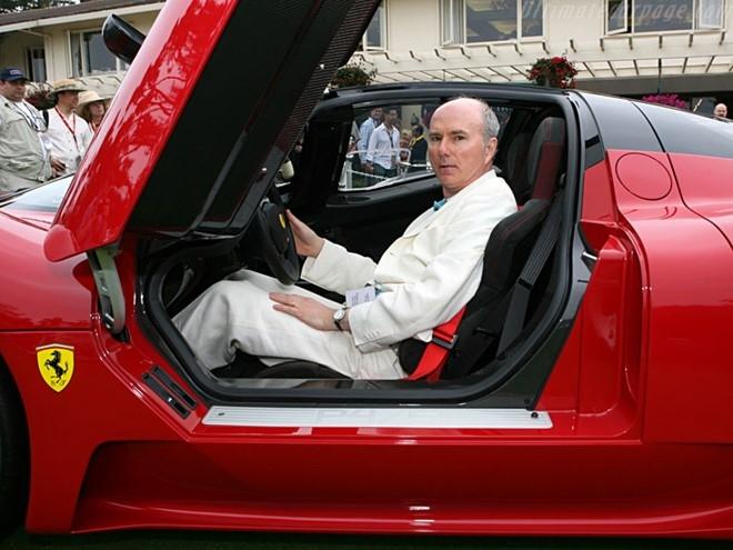 Ferrari P4/5 – sieu xe doc nhat vo nhi danh cho ty phu hinh anh 3