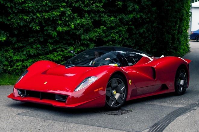 Ferrari P4/5 – sieu xe doc nhat vo nhi danh cho ty phu hinh anh 4