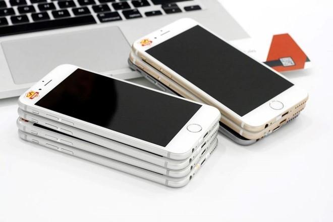 Gia iPhone cu tai VN tiep tuc lao doc don iPhone 7 hinh anh 2