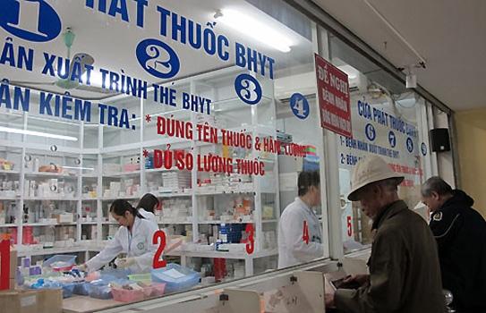 Đoàn kiểm tra của Bộ Y tế và Bảo hiểm xã hội Việt Nam sau khi kiểm tra phát hiện một số dấu hiệu vi phạm về đấu thầu ở Sở Y tế tỉnh Kiên Giang