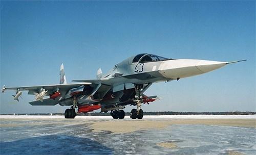 Nga phát triển dòng máy bay cường kích thế hệ mới  - Ảnh 1.