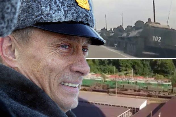 putin o at dua xe tang, be phong ten lua den sat ukraine hinh anh 1