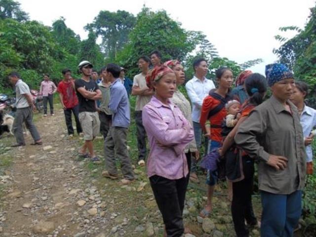 Người dân địa phương bất ngờ về nơi lẩn trốn của Tấn Láo Lở.