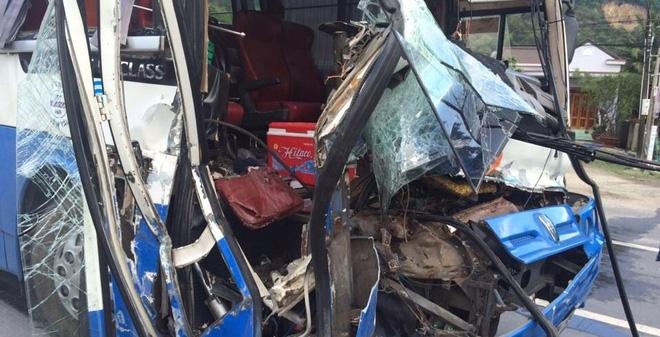Tài xế xe tải cứu xe khách mất phanh được đề nghị tặng bằng khen