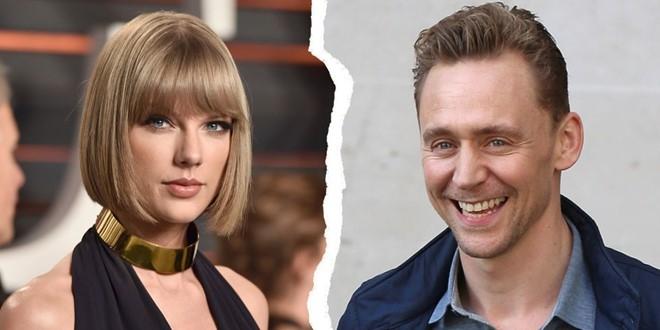 Bao My dua tin Taylor Swift va Tom Hiddleston chia tay hinh anh 1
