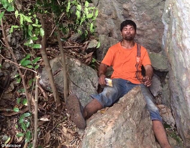 Thái Lan: Trốn kẻ cưỡng hiếp, nữ du khách người Mỹ rơi xuống vực núi sâu 45m - Ảnh 4.