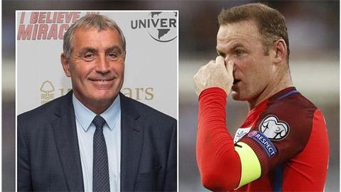 Thêm 1 huyền thoại khuyên Rooney chia tay ĐT Anh