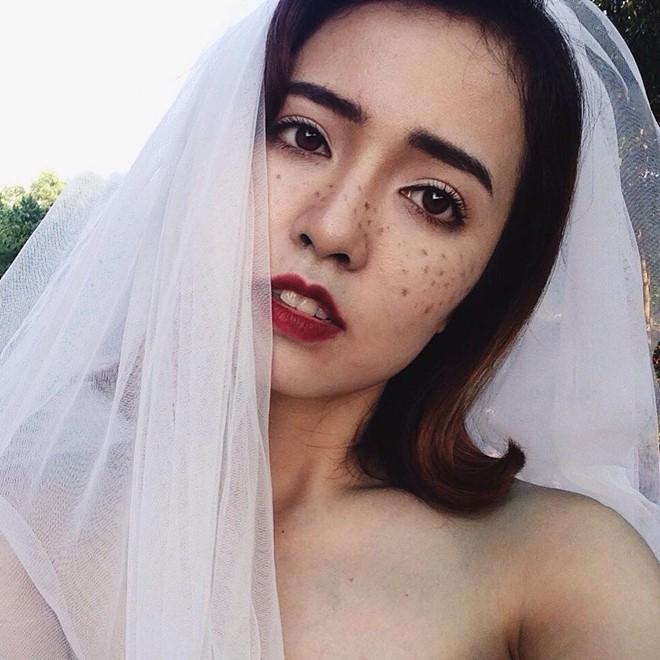 9X Thai Nguyen thuong xuyen bi nham la con gai Tay hinh anh 3