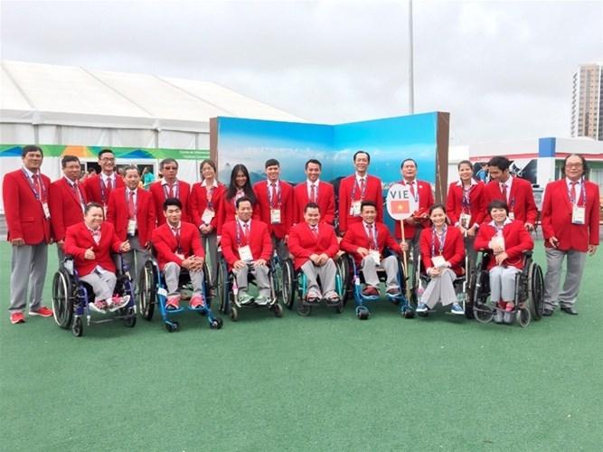 Anh an tuong cua doan TTVN tai khai mac Paralympic Rio 2016-Hinh-8