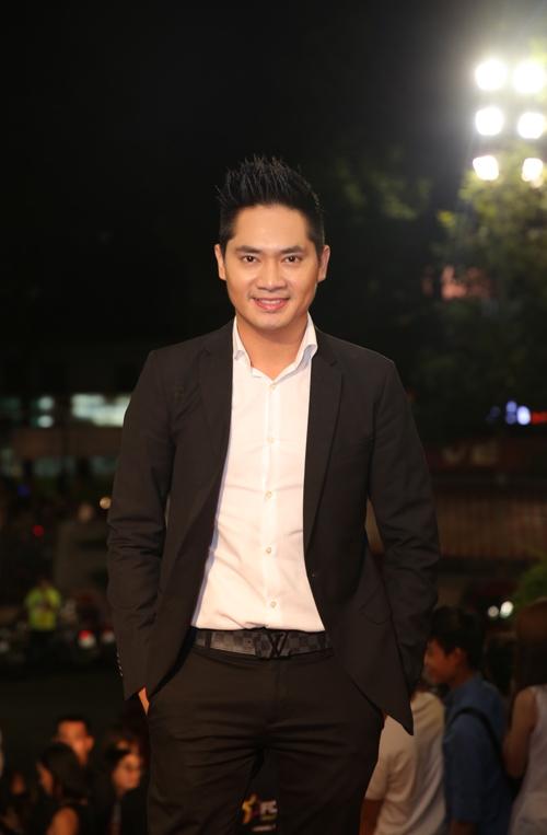 Diễn viên Minh Luân.