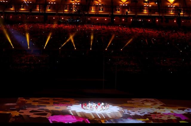 Lễ khai mạc Paralympic 2016, đoàn Việt Nam, Brazil