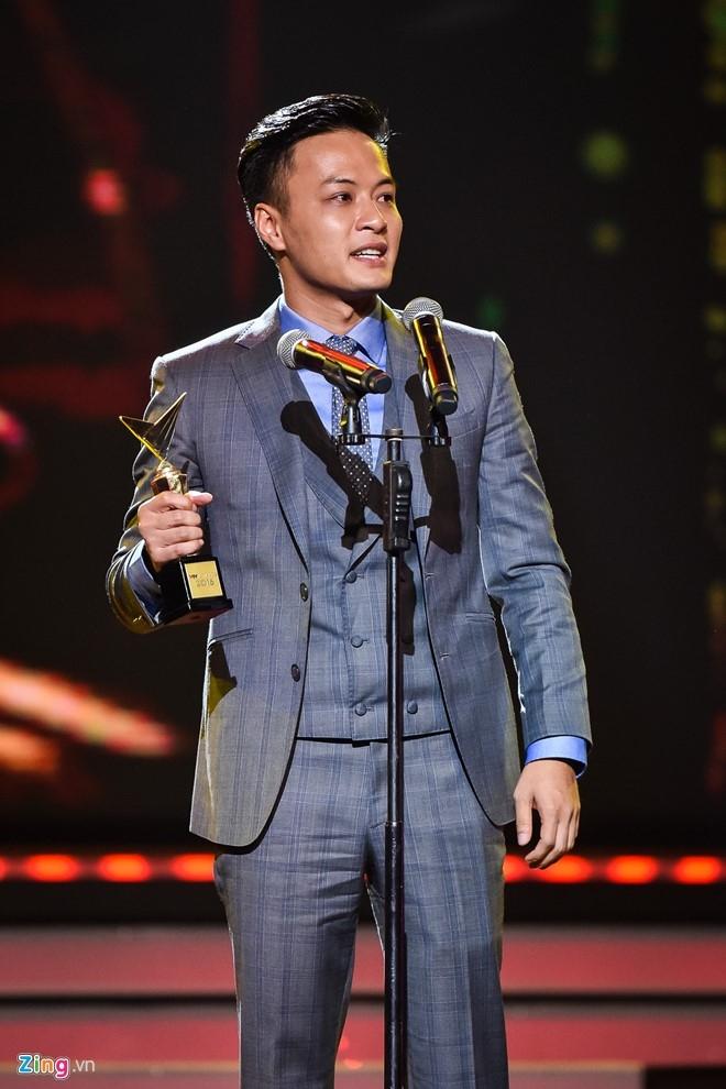 Nha Phuong, Truong Giang cung thang giai VTV Awards hinh anh 4