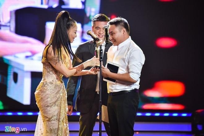 Nha Phuong, Truong Giang cung thang giai VTV Awards hinh anh 7