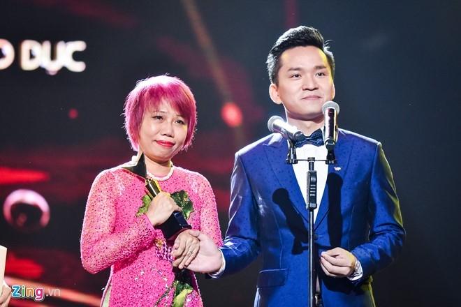 Nha Phuong, Truong Giang cung thang giai VTV Awards hinh anh 8