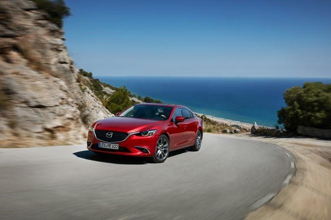 Những công nghệ nổi bật trên Mazda 6 đời 2017 - 1