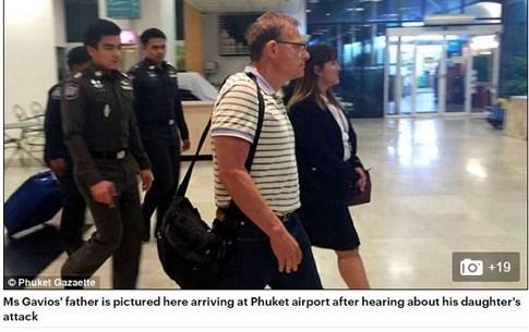 Cô gái Mỹ trốn kẻ cưỡng hiếp bị rơi xuống vực mong trở lại Việt Nam  - ảnh 6