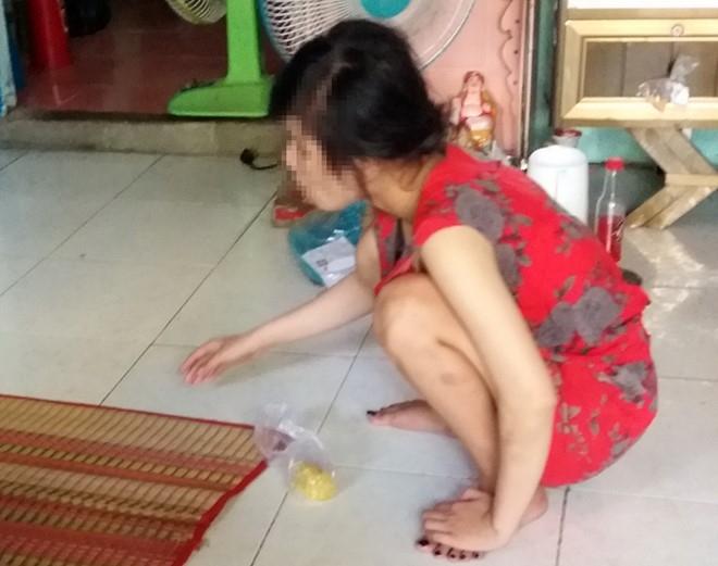 Cuoc song buong tha cua thieu nu mien Tay lam me o tuoi 16 hinh anh 2