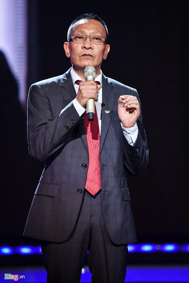 MC Lai Van Sam noi ve cach xu ly sai pham o VTV hinh anh 1