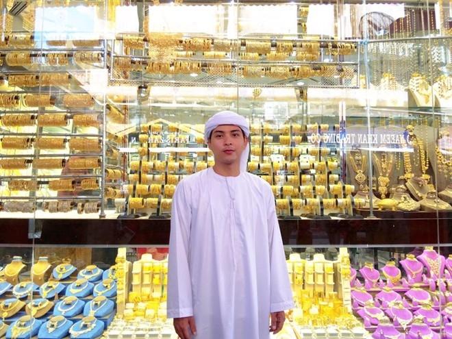 Nghi van Bao Anh - Ho Quang Hieu du lich Dubai cung nhau hinh anh 2