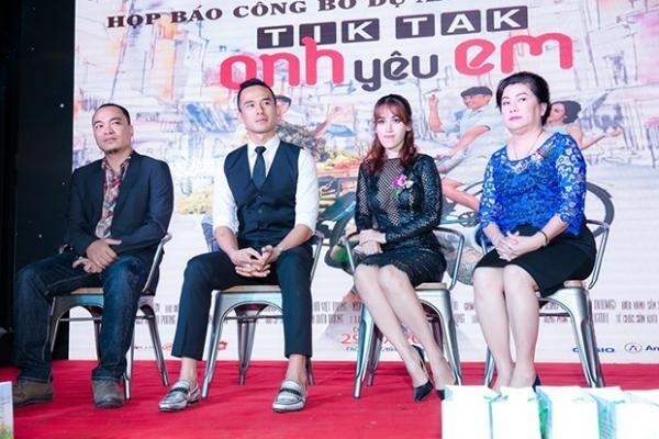 Nhà sản xuất Tik Tak Anh Yêu Em tố Lương Thế Thành và Tú Vi thiếu chuyên nghiệp - Ảnh 2.